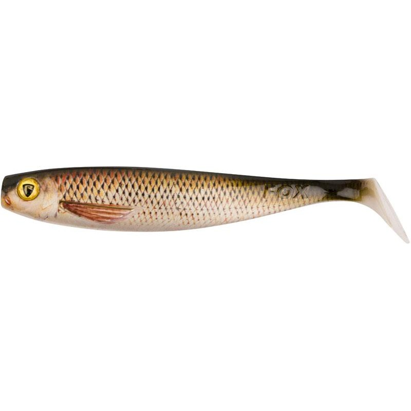 Lures Fox Rage PRO SHAD NATURAL CLASSIC II 23CM SUPER NATURAL CHUB