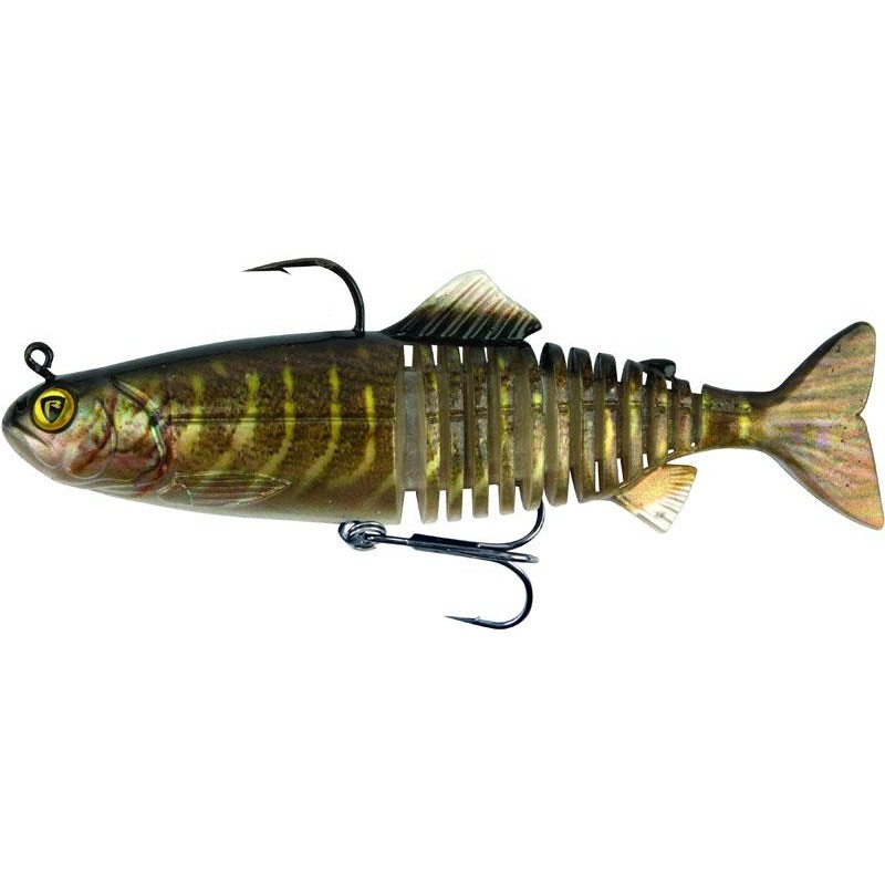 LEURRE SOUPLE ARME FOX RAGE JOINTED REPLICANT - 23CM - Super Natural Pike