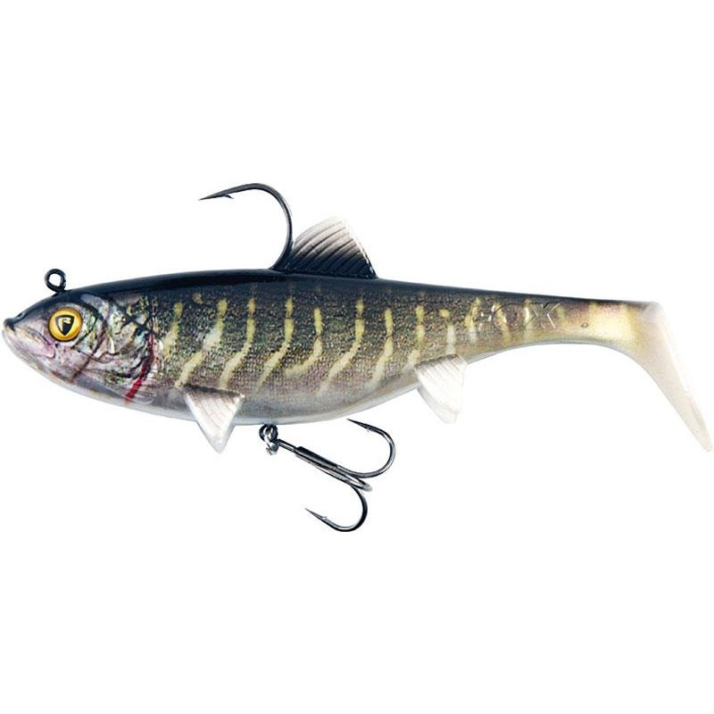 LEURRE SOUPLE ARME FOX RAGE REPLICANT WOBBLE - 23CM - Super Natural Pike