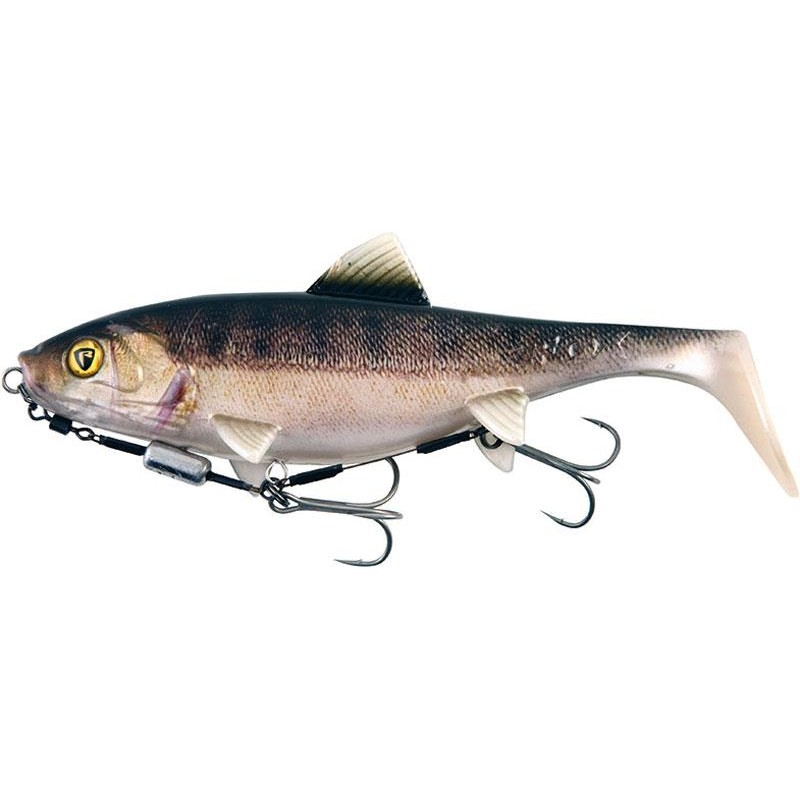 Lures Fox Rage SHALLOW REPLICANT 18CM SUPER NATURAL ZANDER
