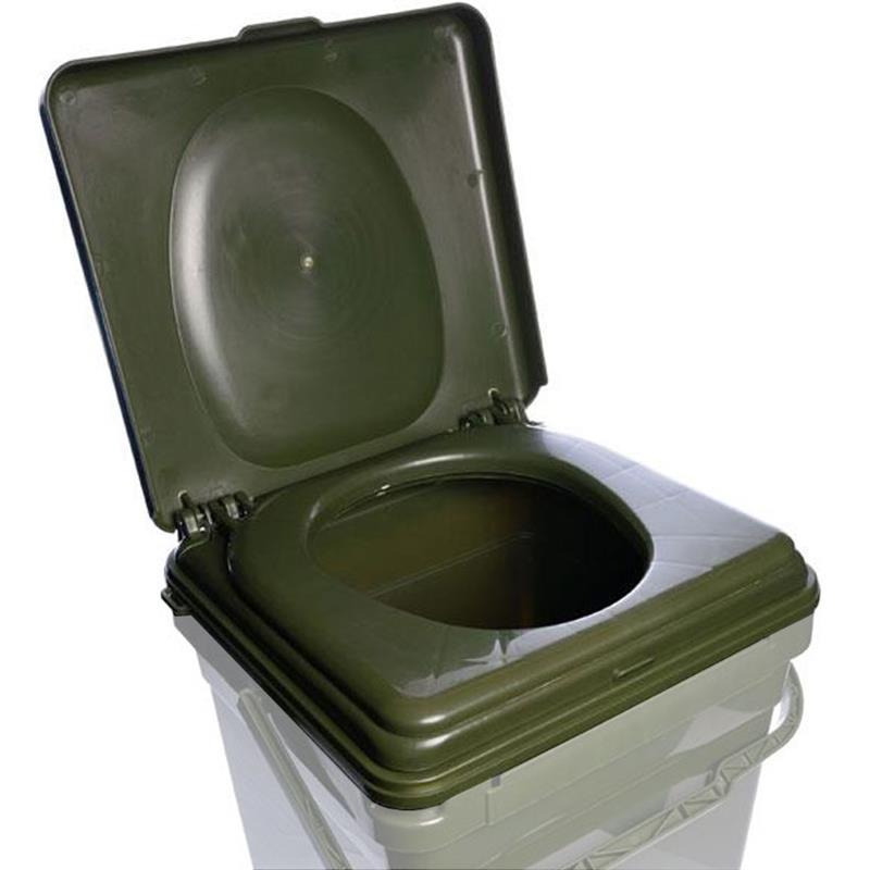 WC PORTABLE RIDGE MONKEY COZEE TOILET SEAT - Support seul