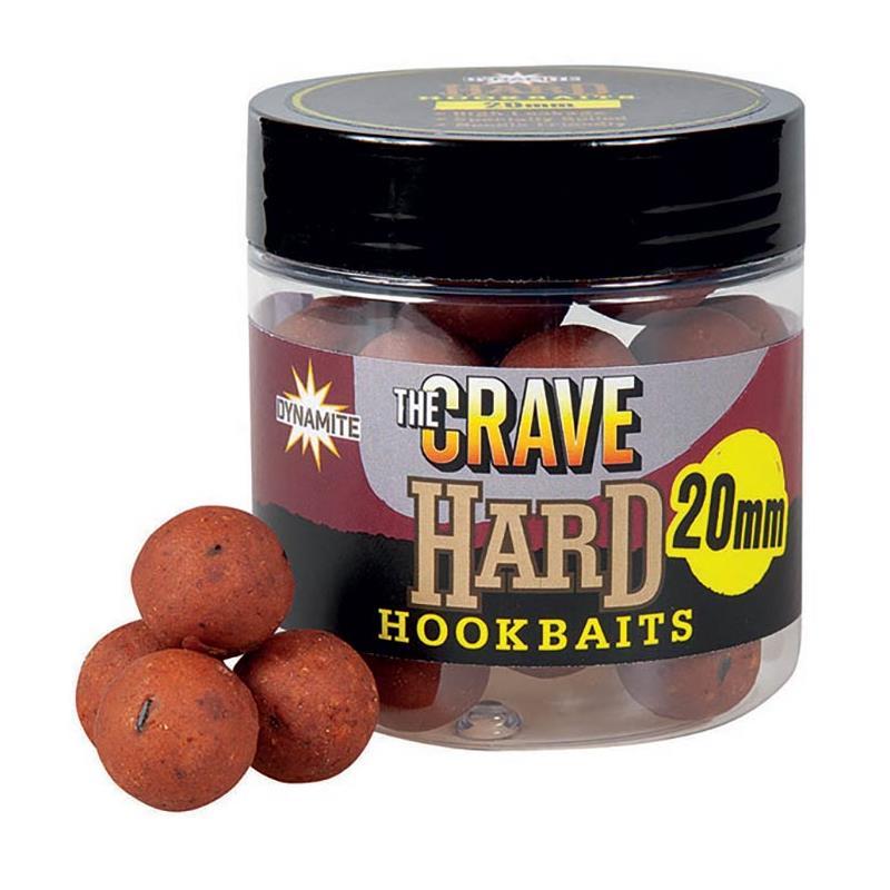 Baits & Additives Dynamite Baits HERO HARD HOOKBAITS THE CRAVE 20MM