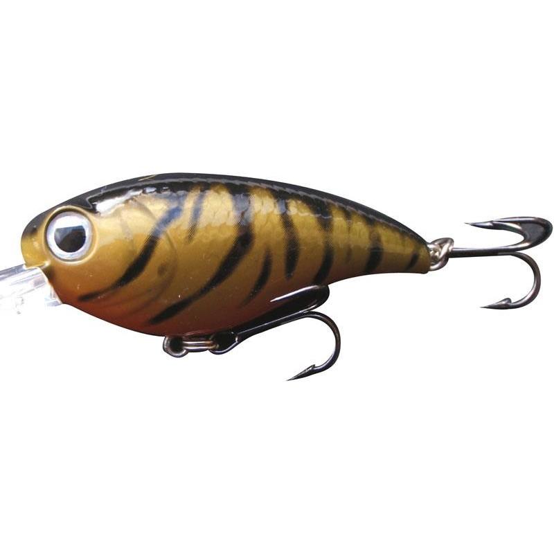 Lures Biwaa Fishing Performance YAKUZA SR1 5.5CM TIGER CRAW