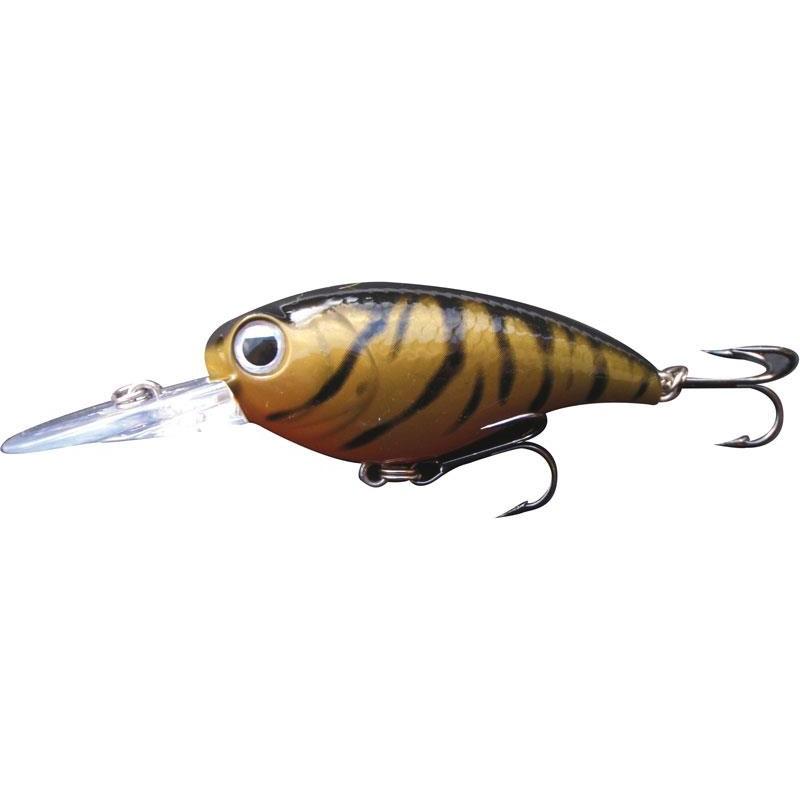 Lures Biwaa Fishing Performance YAKUZA MR1 5.5CM TIGER CRAW