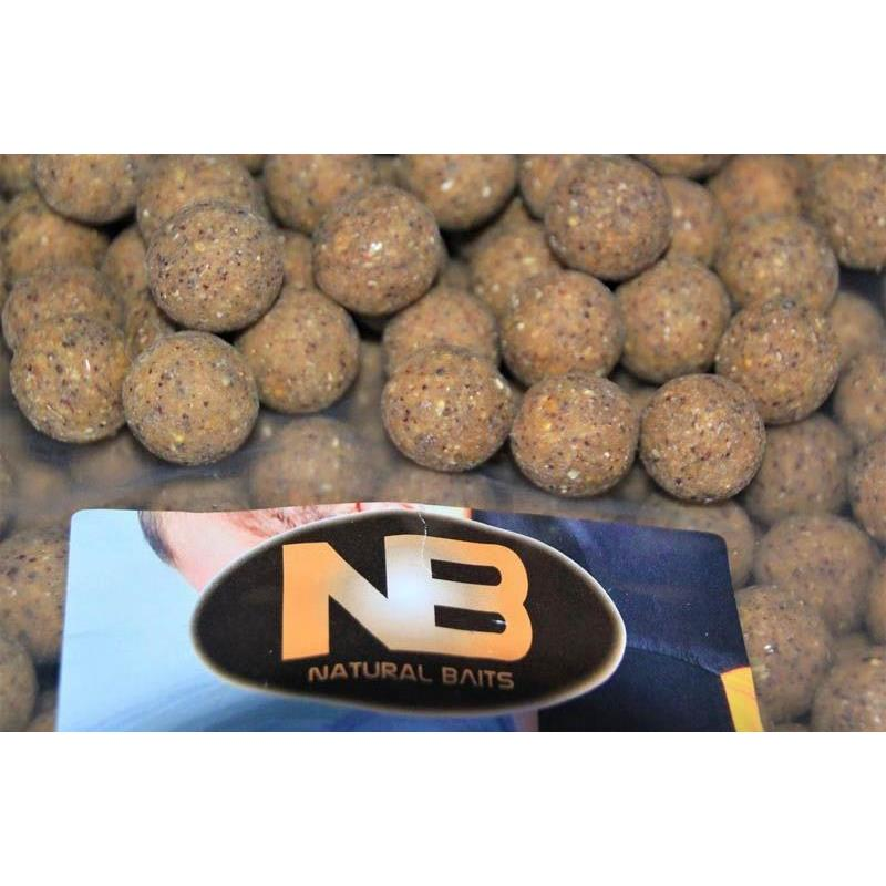 Baits & Additives Natural CLASSIC 4KG TIGER FISH 15MM