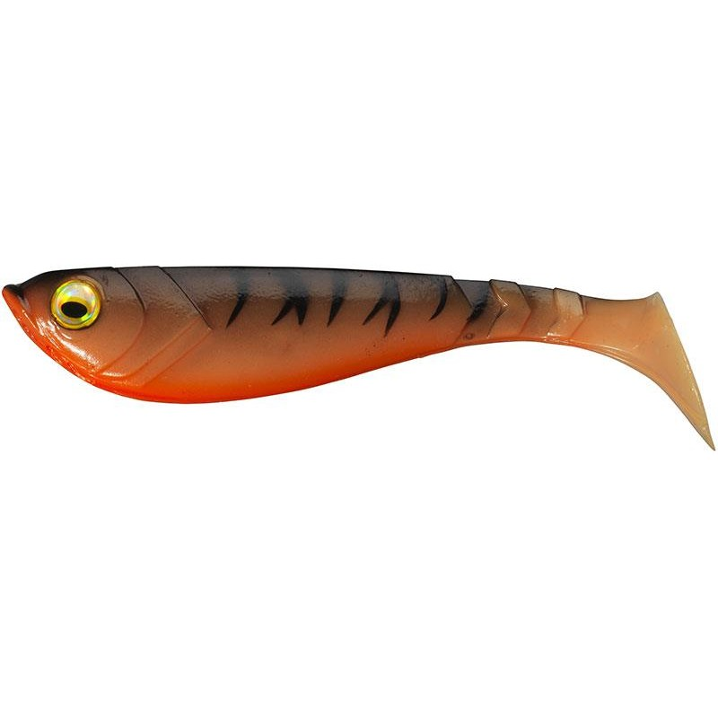 Lures Berkley POWERBAIT PULSE SHAD 14CM TIGER PRAWN