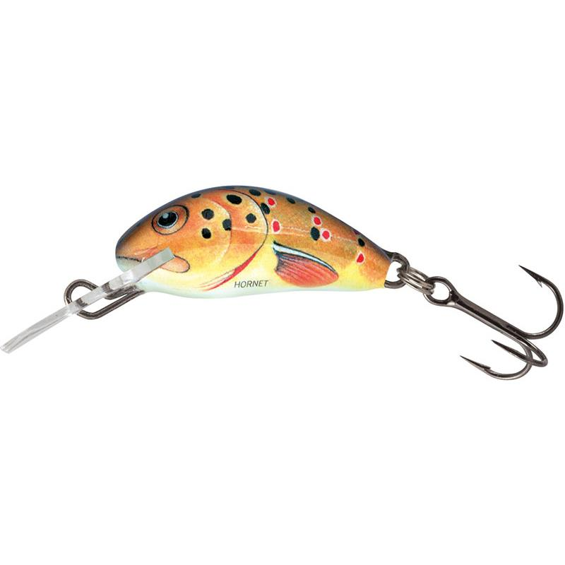 Lures Salmo HORNET FLOATING 4CM TROUT