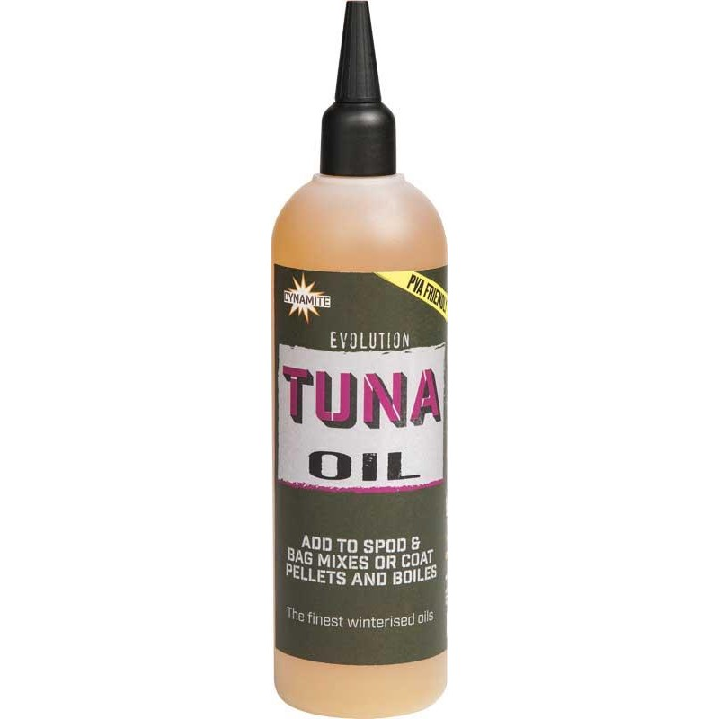 Baits & Additives Dynamite Baits EVOLUTION OILS TUNA