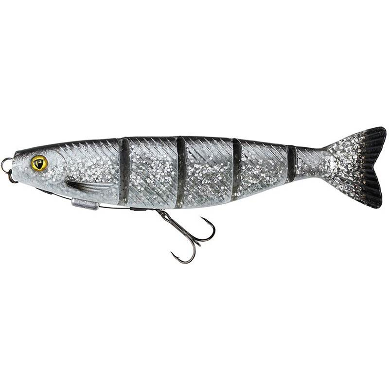 Lures Fox Rage PRO SHAD JOINTED LOADED 18CM UV BLEAK