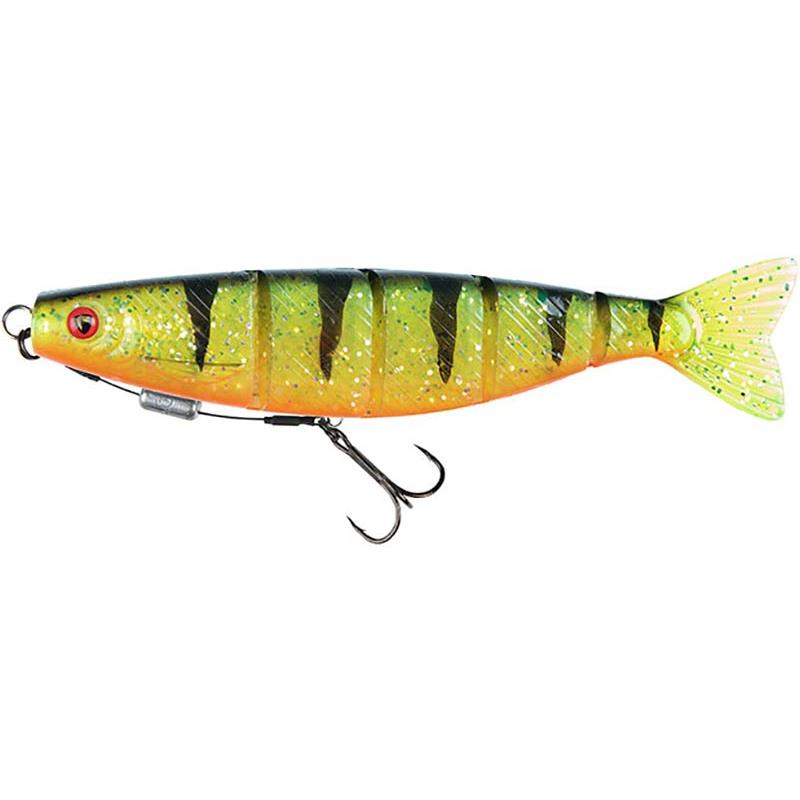 Lures Fox Rage PRO SHAD JOINTED LOADED 14CM UV PERCH
