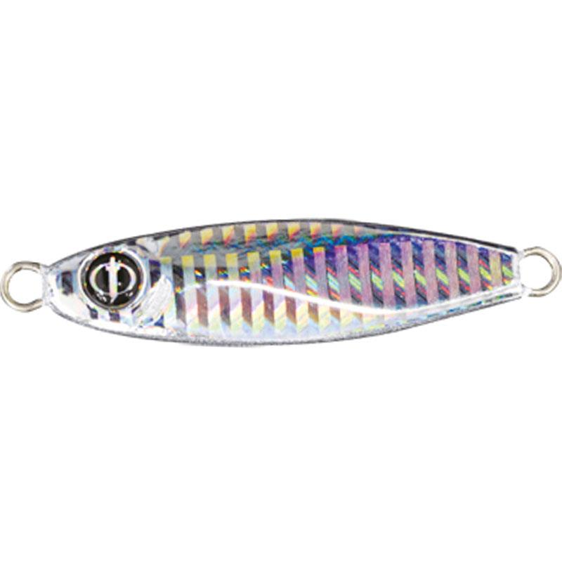 Lures Ocean Ruler GUNGUN MINI SLOW 7G UV SILVER