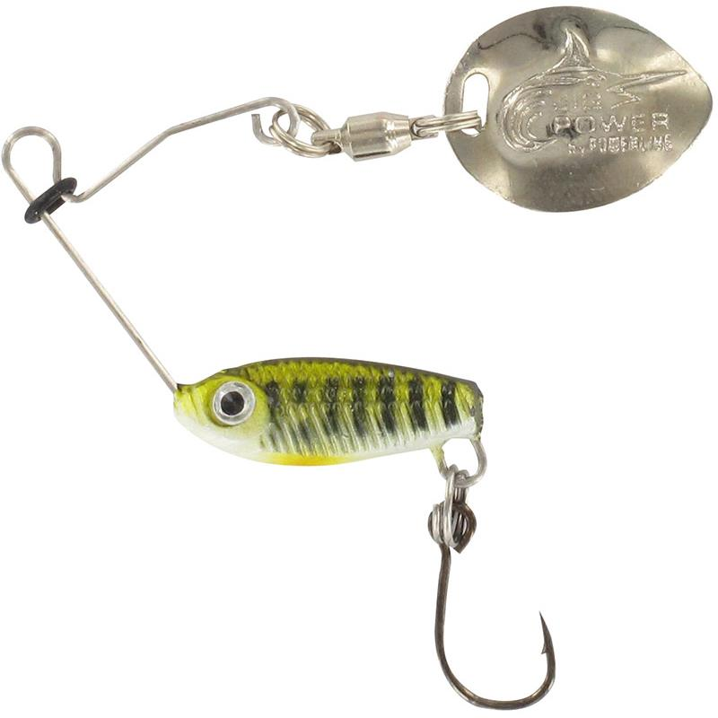 MICRO SPINNERBAIT POWERLINE JIG POWER YOGO SIMPLE - 5G - Vairon