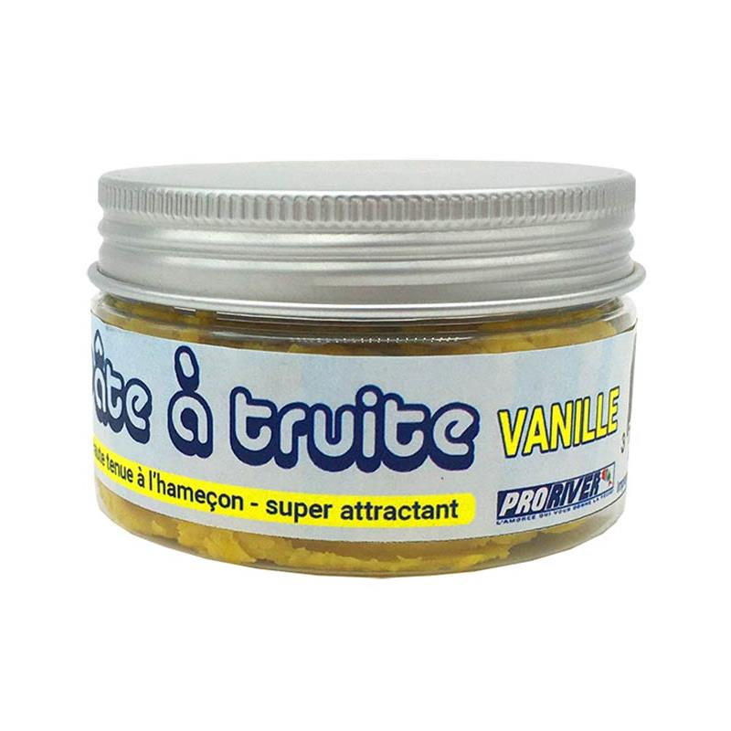 Baits & Additives Proriver XBOOST VANILLE