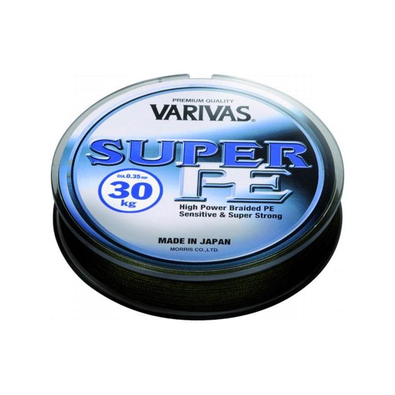 Varivas  SUPE PE 135M Vert 135m 28/100