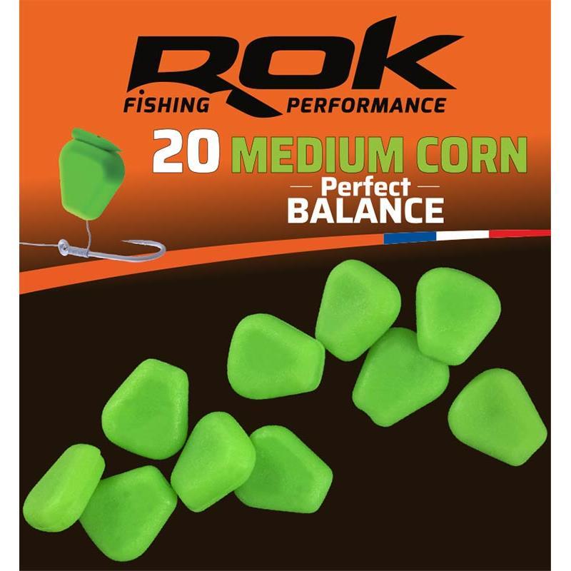 Baits & Additives Rok Fishing MEDIUM CORN PERFECT BALANCE VERT