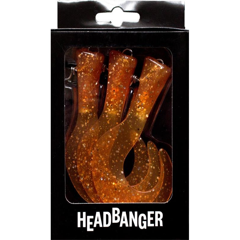 Lures HeadBanger TAIL REPLACEMENT TAILS WHISKY