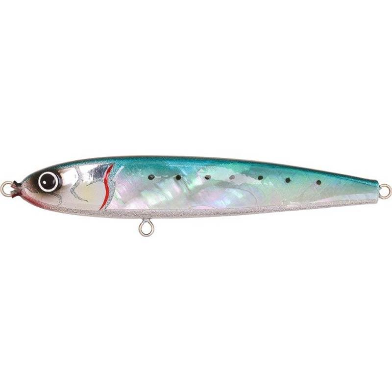 Lures Fish Tornado PENCIL 22CM WHITE ABALONE ANCHOVY - SARDINE
