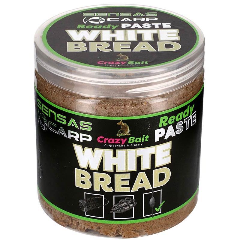 CRAZY BAIT READY PASTE WHITE BREAD