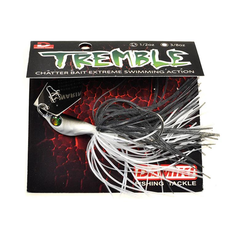TREMBLE JIG 10G WHITE SHAD