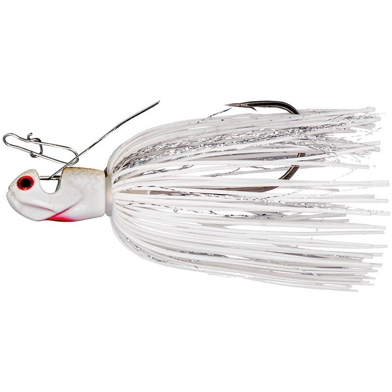 Lures Booyah MELEE 10G WHITE SILVER