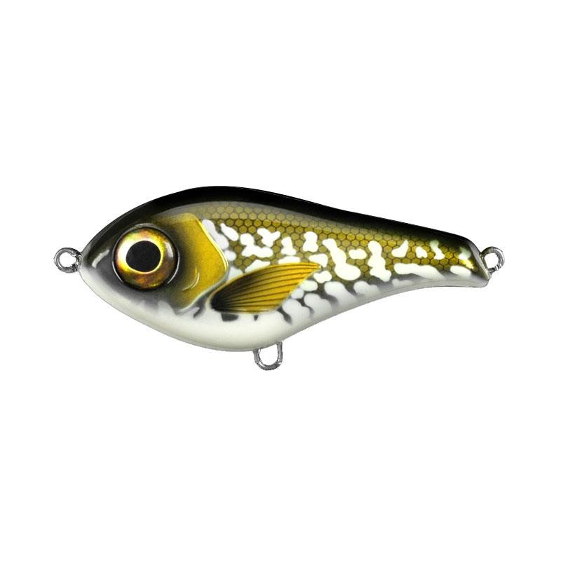 Lures Eastfield CHUBBY CHASER 10CM WINTER PIKE