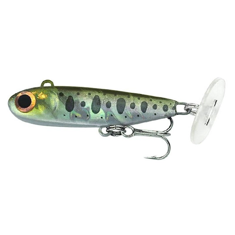 Lures Fiiish POWERTAIL 4.5CM X FAST NATURAL TROUT