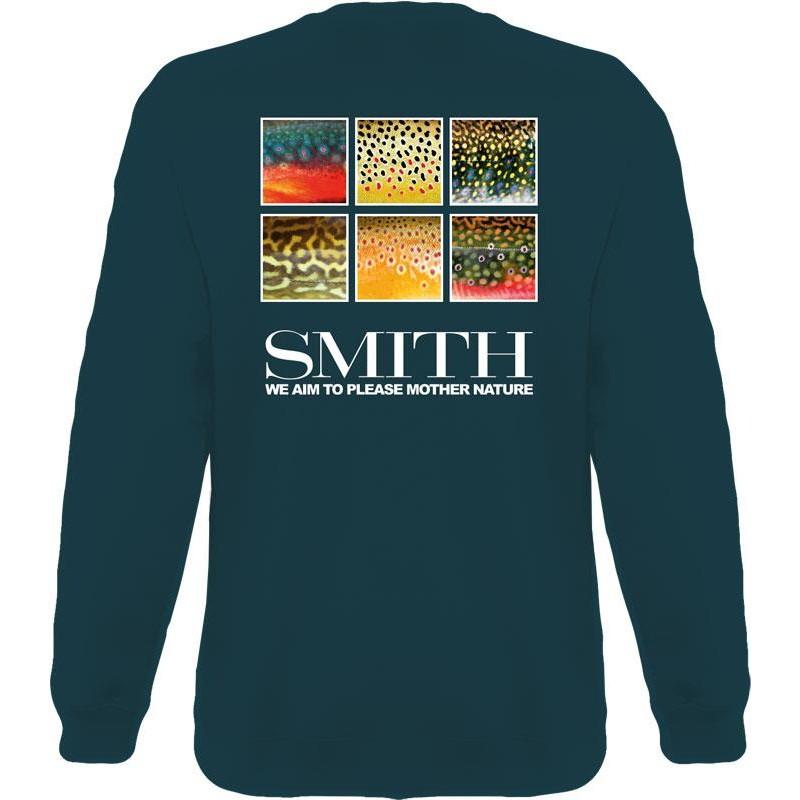 Apparel Smith FISH SKIN MARINE XL