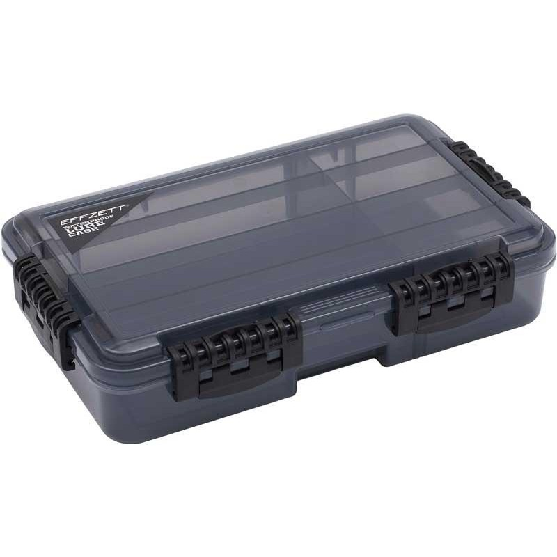 Accessories Effzett WATER PROOF LURE CASES V2 XL