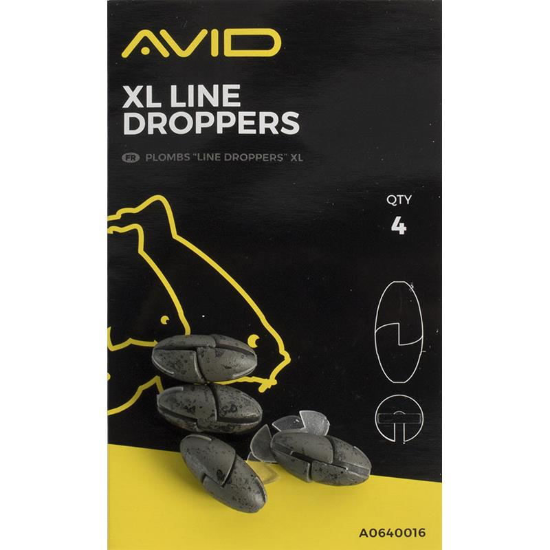 Tying Avid Carp LINE DROPPERS XL