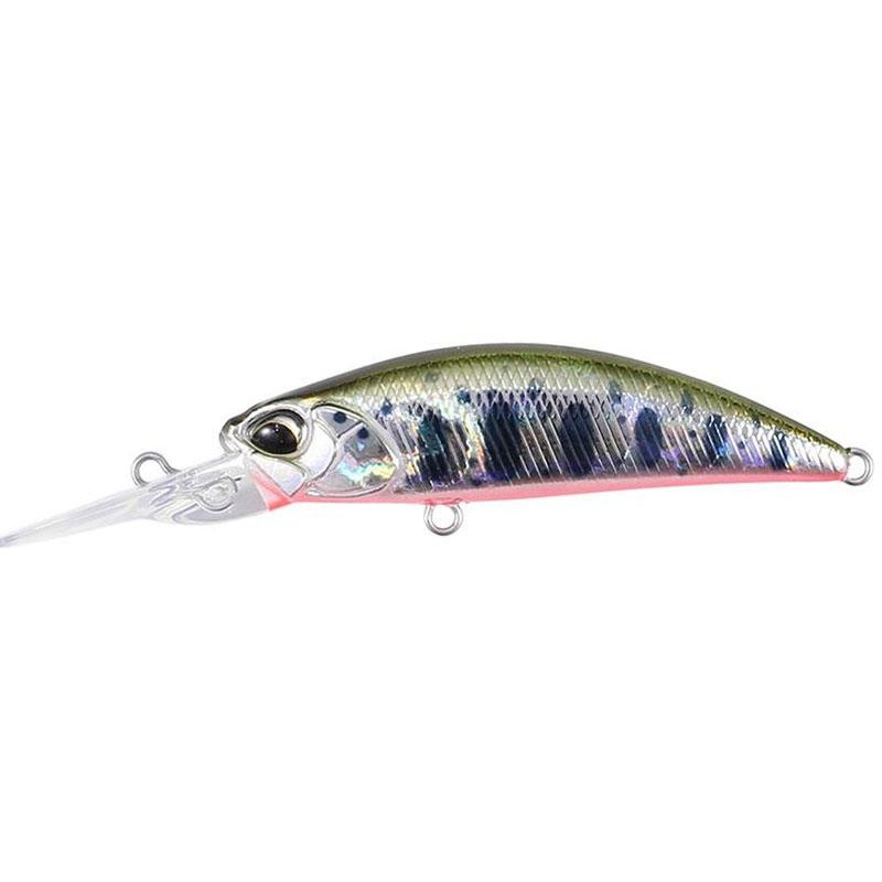 Lures Duo SPEARHEAD RYUKI MDF 7CM YAMAME RED BELLY