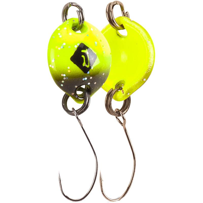 Lures Iron Trout BUTTON SPOON YBY