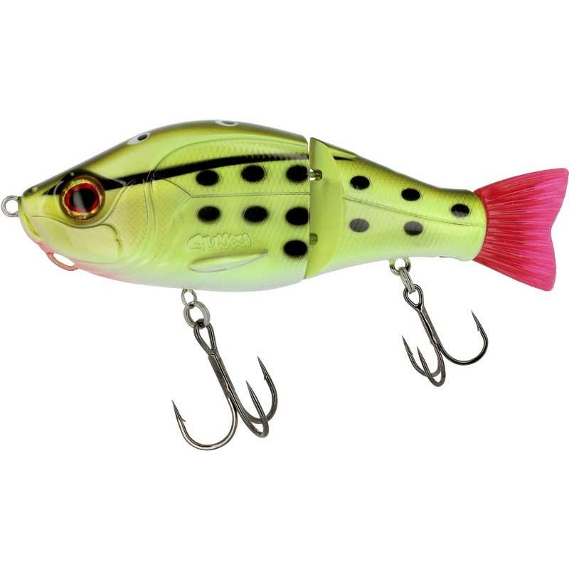 SCUNNER 135 S TWIN 13.5CM YELLOW FROG