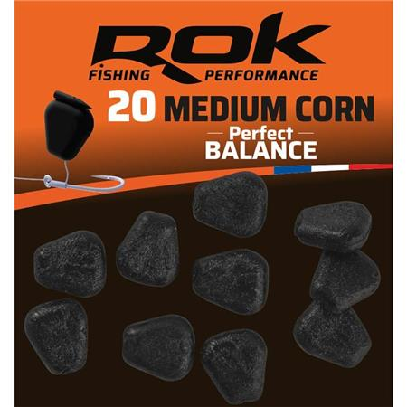 MAIS ARTIFICIEL ROK FISHING MEDIUM CORN PERFECT BALANCE