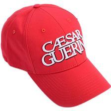 MAN CAP CAESAR GUERINI - BLACK