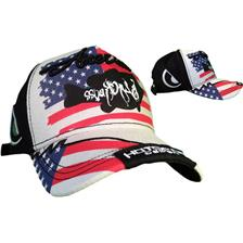 MAN CAP HOT SPOT DESIGN AMERICAN BASS