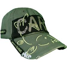MAN CAP HOT SPOT DESIGN CARPFISHING ELITE