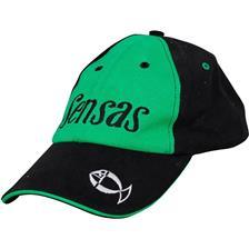 MAN CAP SENSAS COIMBRA BLACK/GREEN