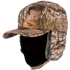 MAN CAP SOMLYS 916 WITH HIDING PLACE EARS LINE - CAMO