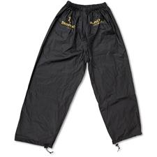 MAN PANTS BROWNING OVERTROUSER - BLACK