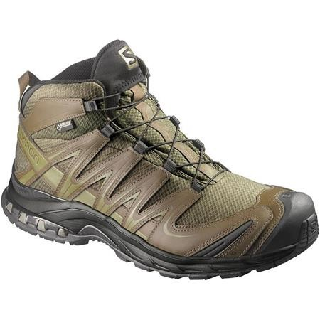 d25b15657773e Man shoes salomon xa pro 3d mid gtx forces - camo