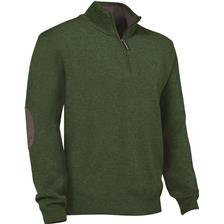 MAN SWEATER CLUB INTERCHASSE WINSLEY - BROWN