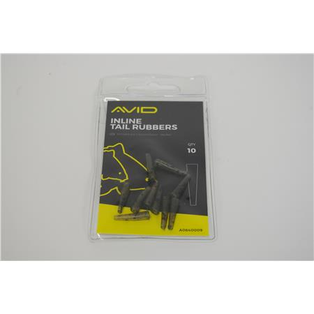 MANCHON AVID CARP INLINE TAIL RUBBERS - A0640009 OCCASION