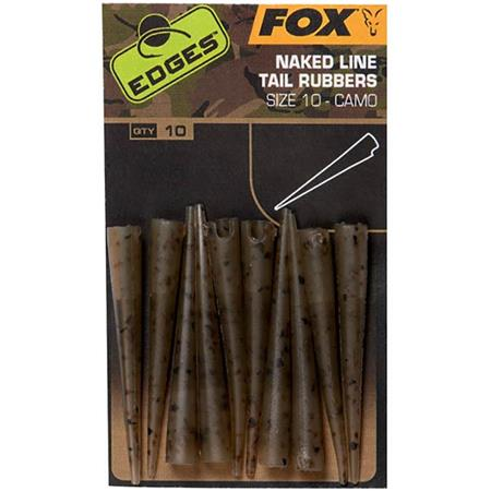MANCHON FOX EDGES CAMO NAKED LINE TAIL RUBBERS