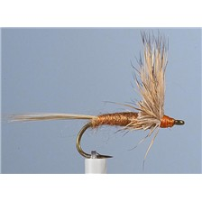 MAYFLY JMC EPHEMERE MARCH BROWN 4 - PACK OF 3