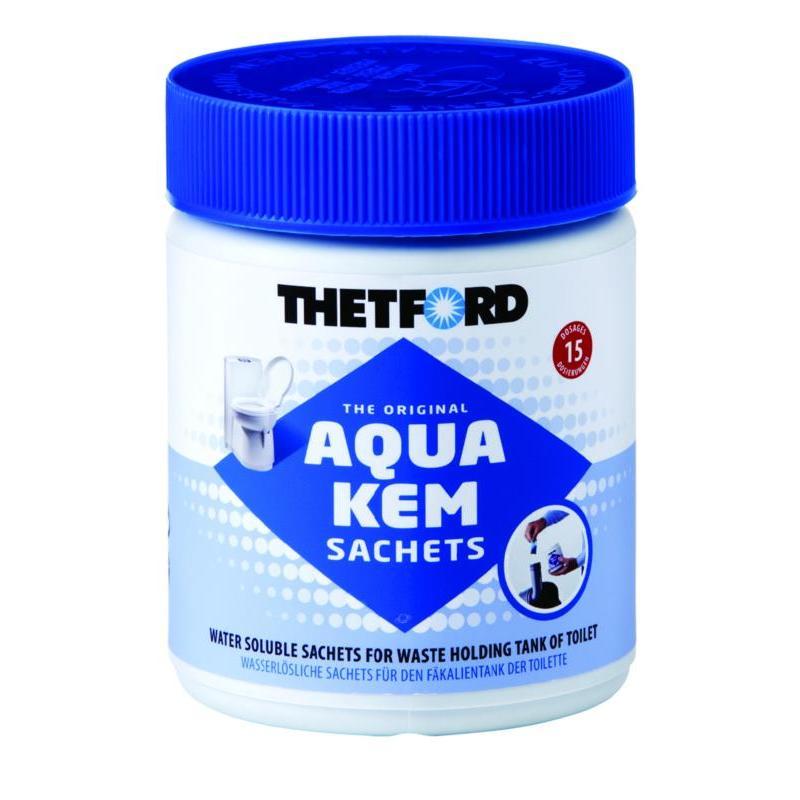 medical product thetford for wc aqua kem sachets. Black Bedroom Furniture Sets. Home Design Ideas
