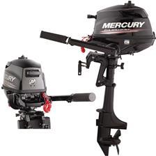 MERCURY THERMISCHER MOTOR 4  TAKT 2.5CV