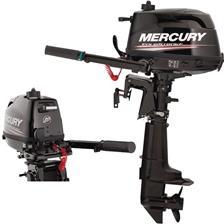MERCURY THERMISCHER MOTOR  4 TAKT 5CV