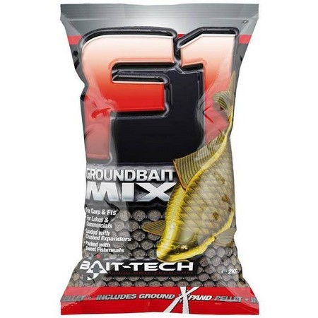 METHOD MIX BAIT-TECH F1 GROUNDBAIT MIX