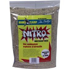 Baits & Additives Big Carp NITRO METHOD MIX OCEAN BLEND STICK MIX 1KG