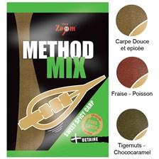 METHOD MIX TIGERNUT CHOCOCARAMEL